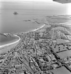 North Berwick, East Lothian (aerial view)