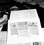 Ration books & coupons