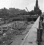 Demolishing the Waverley Market