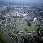 Aerial view of East Kilbride