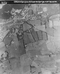 RAF aerial photograph of Manse Road Basin, Union Canal, Linlithgow, West Lothian