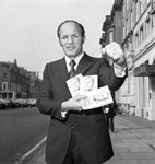Henry Cooper in Edinburgh