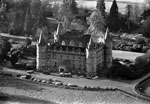 Inveraray Castle fire, 1975
