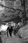 Water of Leith walkway opens 1977