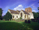 All Saints Church, Harbury, Warwickshire