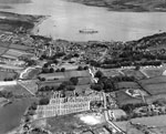Rothesay Harbour from south, Rothesay, Argyll and Bute