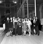 40th anniversary AIESEC ball, 1988