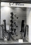 Window Display of Ladies' Hosiery, 1951