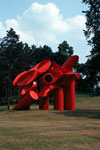 Alexander Lieberman's 'Iliad', Storm King Art Center
