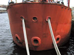 Bow of Lightship