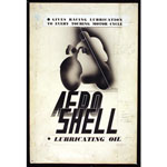 Design for a Shell poster