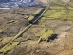 Auchinleck, East Ayrshire, Scotland - Aerial View