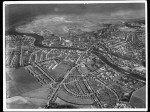 Inverness, Scotland, 1942 - Aerial View