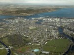 Ballifeary, Inverness, Scotland - Aerial View