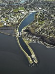 Clachnaharry, Inverness, Scotland - Aerial View