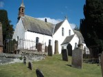 Balmaclellan Parish Church and Graveyard