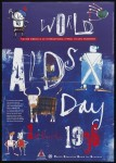 World AIDS Day 1st December 1996