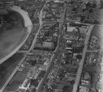 Aerial view of North Berwick, 1929