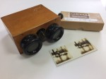 3-d stereoscopic slide viewer