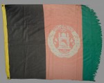 Afghan national flag