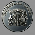 Highland Council commemorative coin