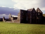 Iona Nunnery from the north-east