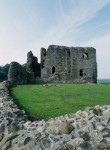 View of Dundonald Castle