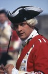 Redcoat at Fort George