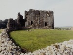 General view of Dundonald Castle