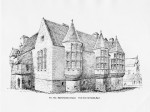 Illustration of the Earl's Palace, Kirkwall