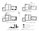Plans of Huntingtower Castle