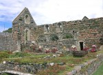 The nunnery at Iona Abbey