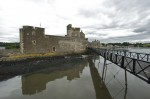 Pier at Blackness Castle