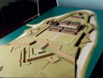 Model reconstruction of Fort George