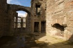 Interior of the Earl's Palace, Kirkwall