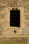 Detail of a window, Earl's Palace, Kirkwall