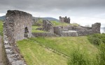 General view of Urquhart Castle