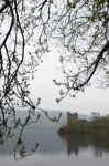 Distant view of Urquhart Castle
