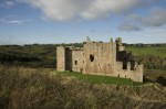 General view of Crichton Castle