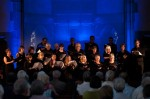Fragments of Blue Under One Sky, a concert at Jedburgh Abbey and Jedburgh Old and Trinity Church