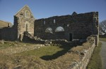 The Augustinian nunnery on Iona founded in the early 1200s