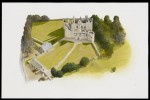 Illustration of Tolquhon Castle