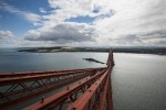 3D Scanning of the Forth Rail Bridge by members of the Scottish Ten project team