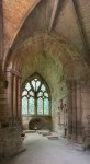 Interior of the north transept, Seton Collegiate Church