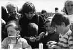 Adults and Children at Muirhouse Gala, Edinburgh, 1990s