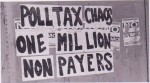 Anti-Poll Tax Banner