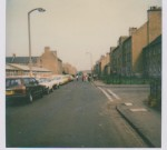 A Street, West Pilton, Edinburgh, 1980s