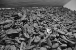 Abandoned Shoes at Auschwitz Concentration Camp, near Krakow, Poland
