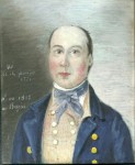 Portrait of James Veitch by Jean-Marie Bazin