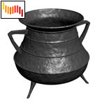 Cooking Pot (3D model)